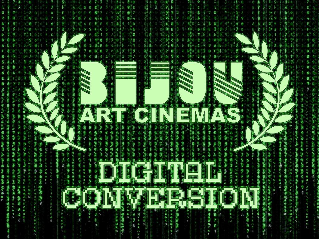 Bijou Art Cinemas' Totally Modern Digital Conversion's video poster