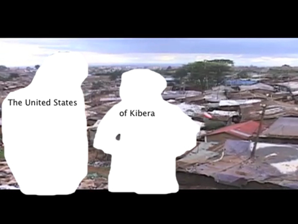 United States of Kibera's video poster