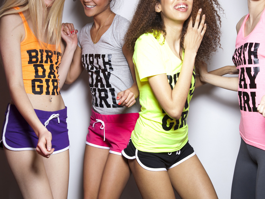 BIRTHDAY GIRL - T-Shirts for Birthdays and Every Day!'s video poster