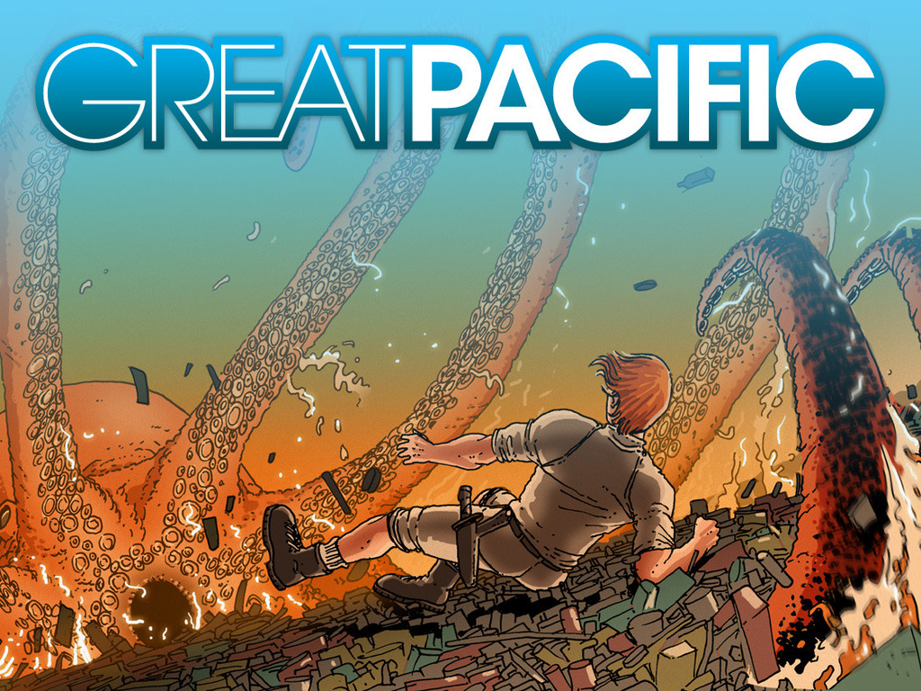 Great Pacific's video poster