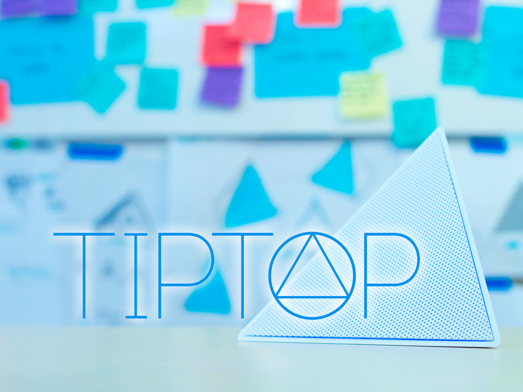 Tiptop Speakers // Portable Audio Reimagined's video poster