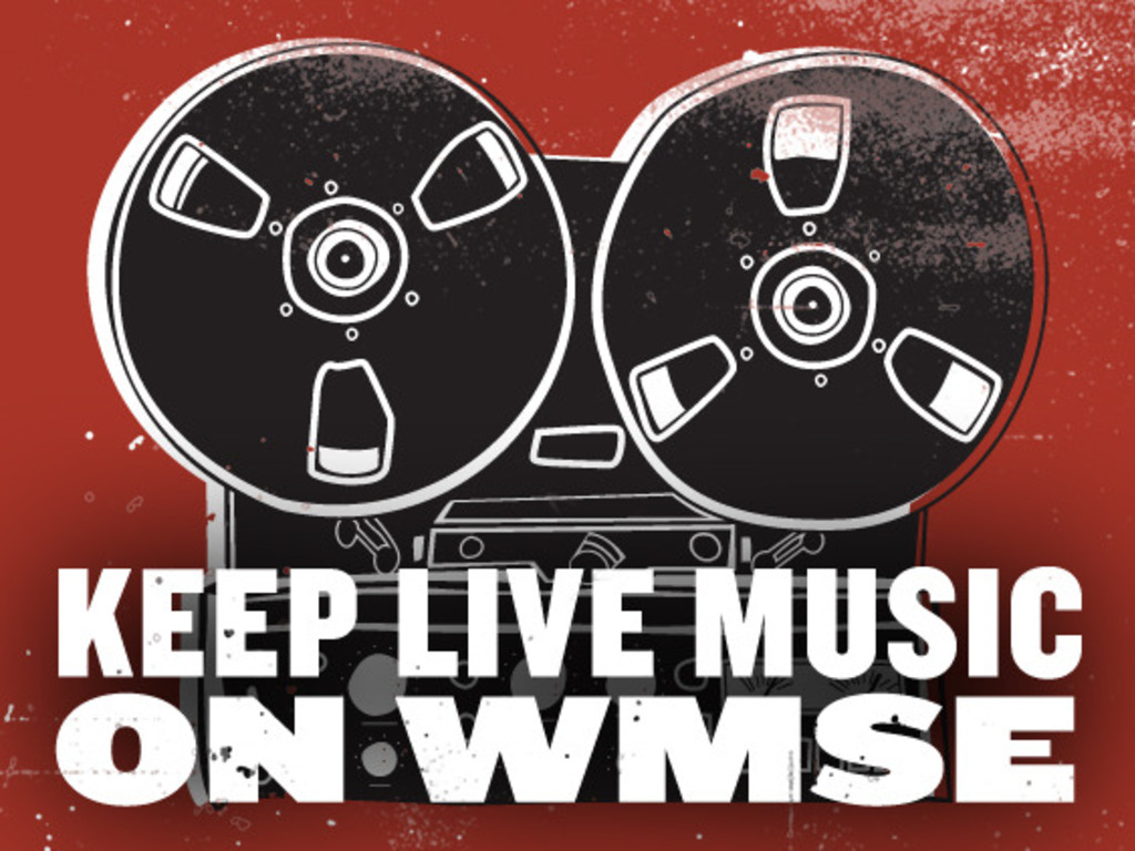 Keep Live Music on WMSE's video poster