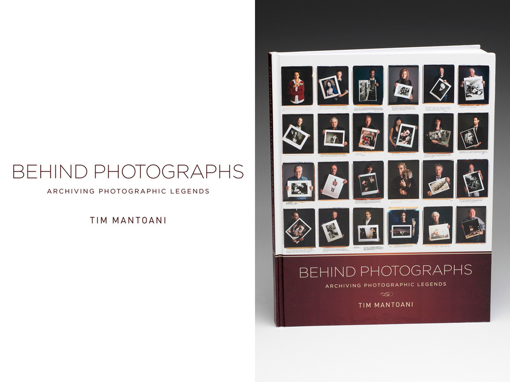 Behind Photographs: Archiving Photographic Legends Book's video poster