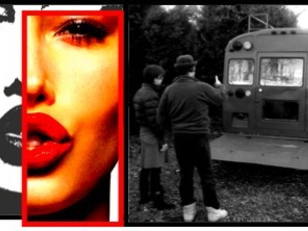 The Lips Bus's video poster