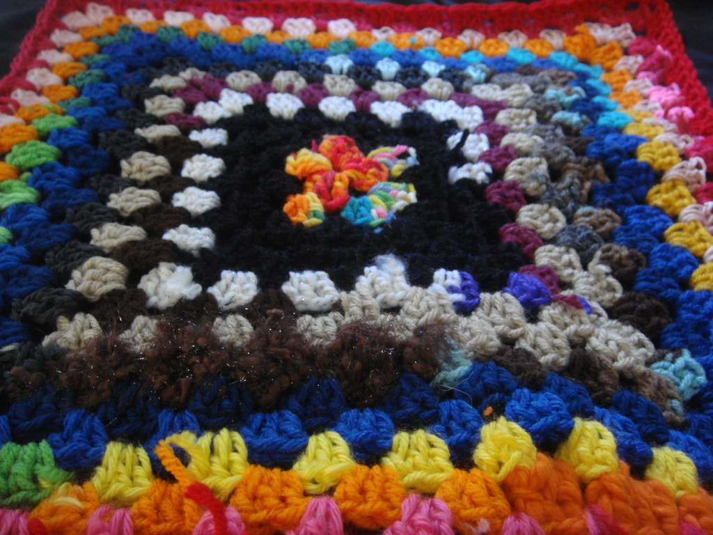 For $5 You Can Be Part of a Crochet Art Project's video poster