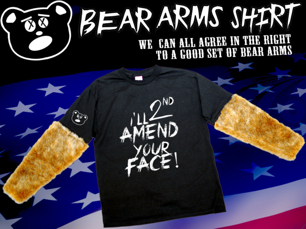 Right to Bear Arms Shirt's video poster