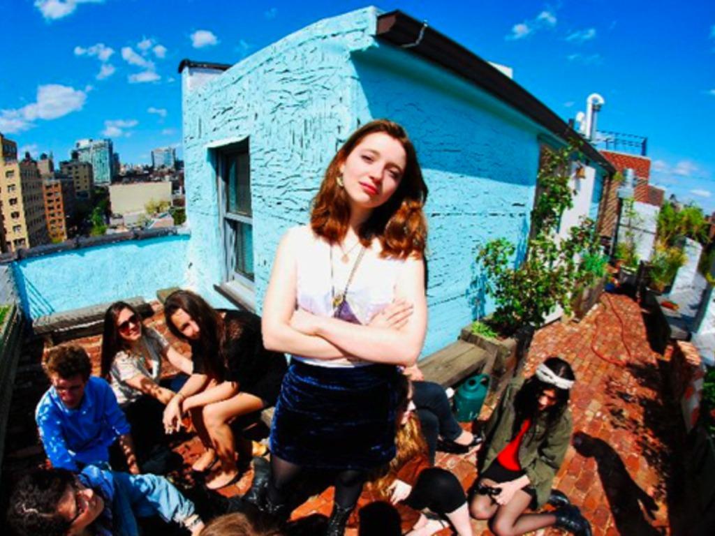 T.A.G. (Teen Art Gallery)'s video poster