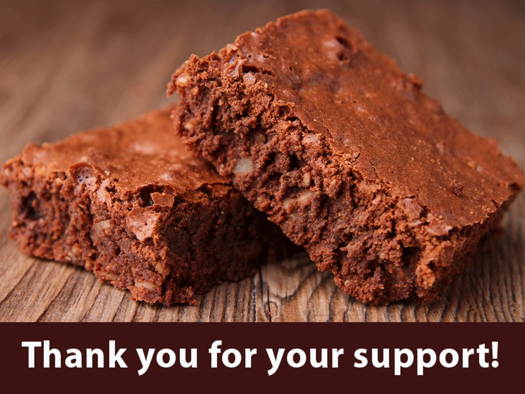 Brownies & Brownies. Outrageously delicious.'s video poster