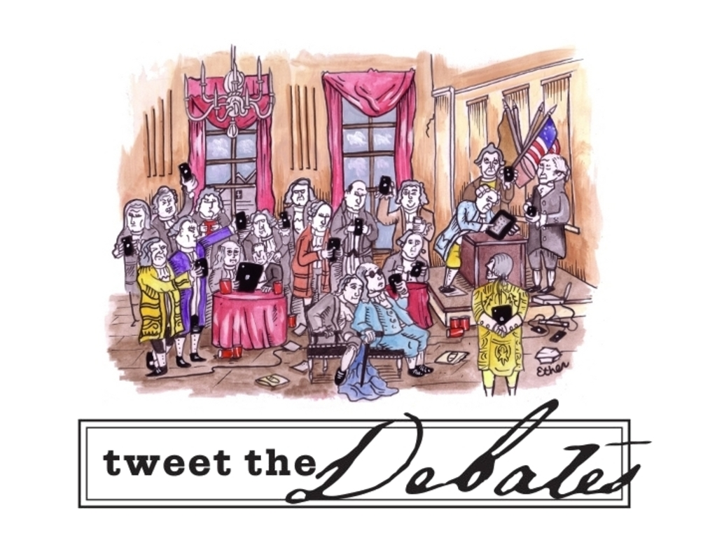 Tweet the Debates's video poster