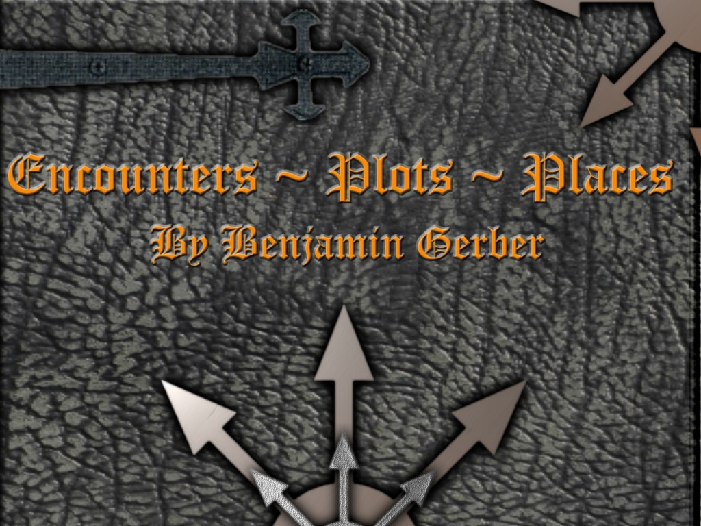 Encounters ~ Plots ~ Places's video poster