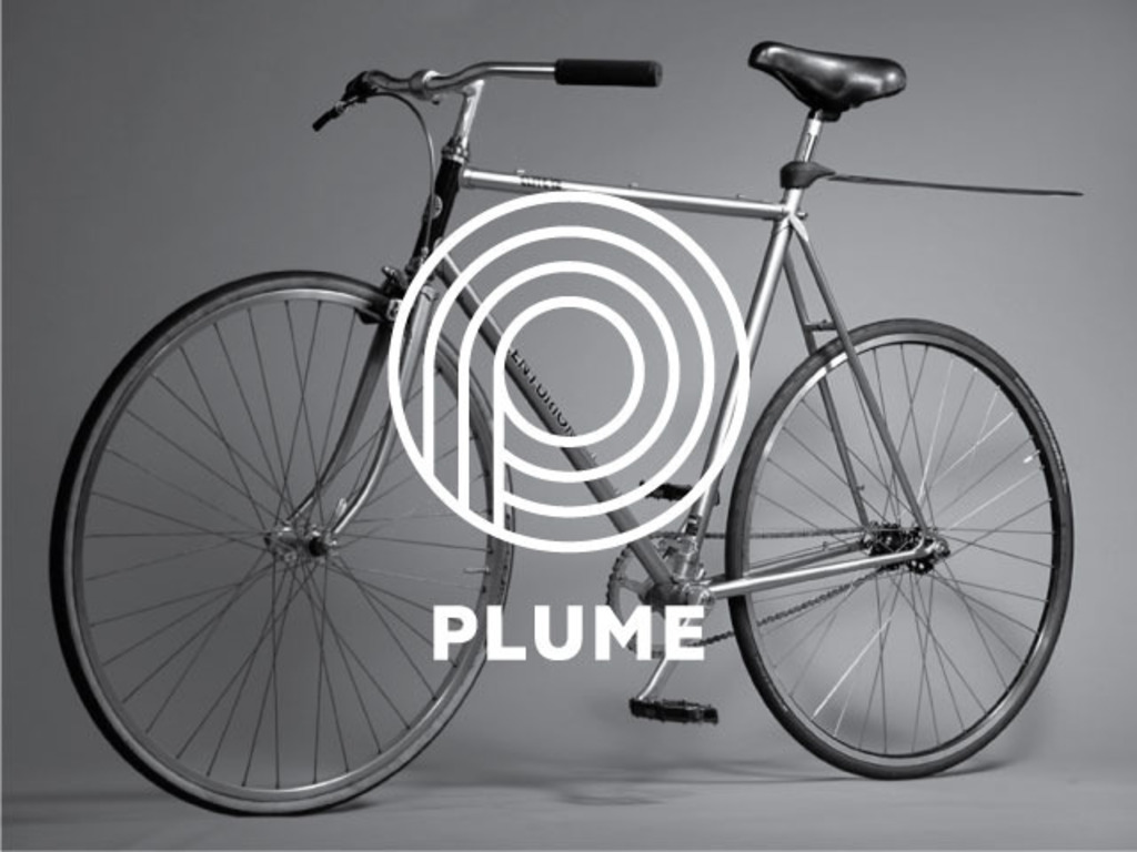 Plume - The recoiling bicycle mudguard's video poster