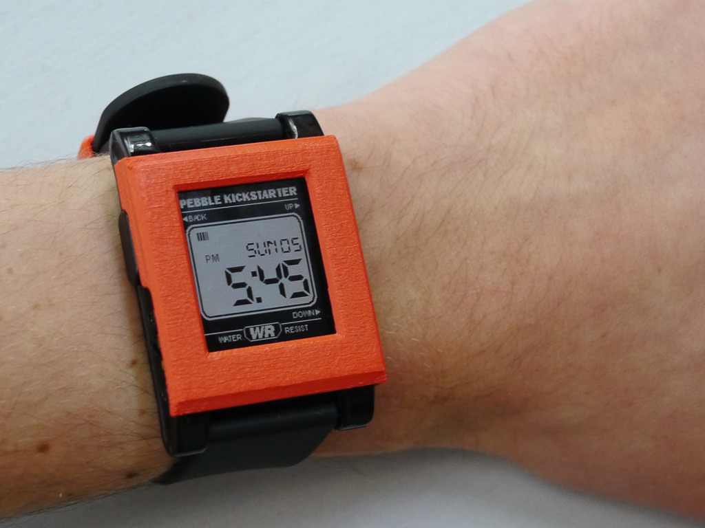 Pebble Watch Covers's video poster