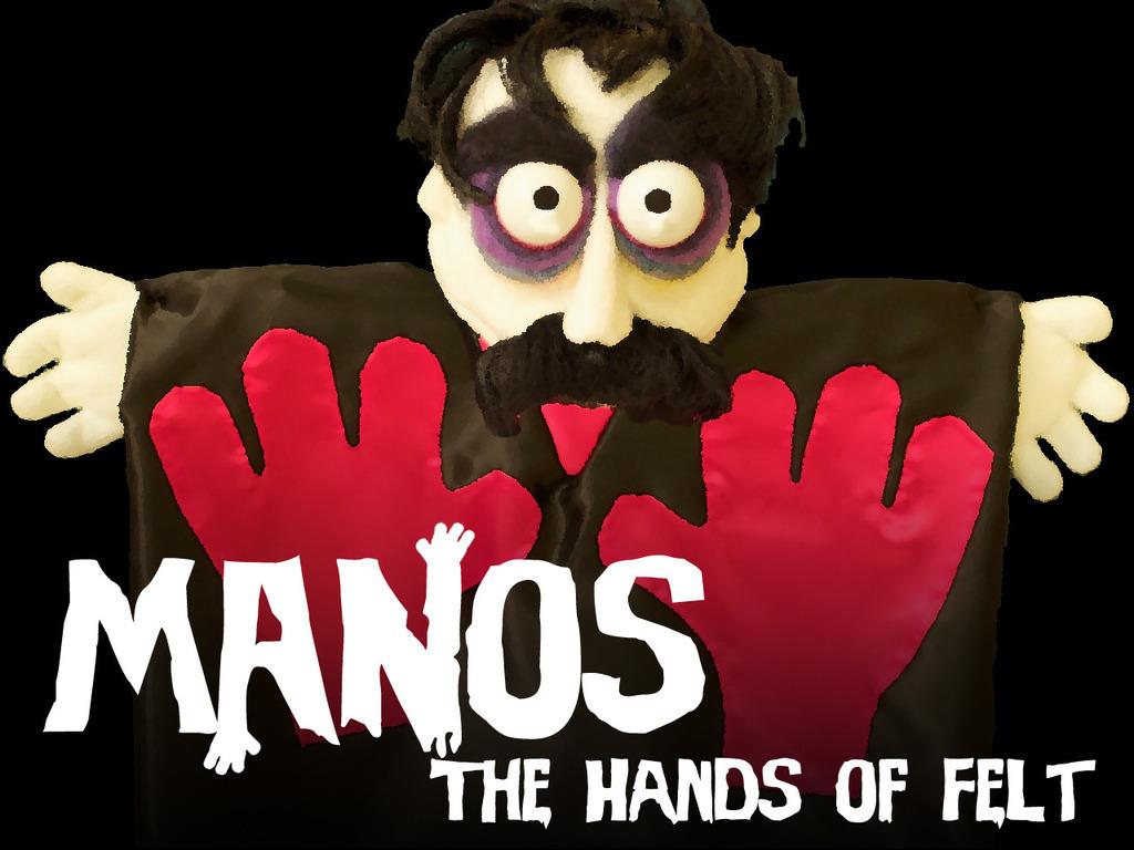 MANOS - The Hands of Felt DVD's video poster