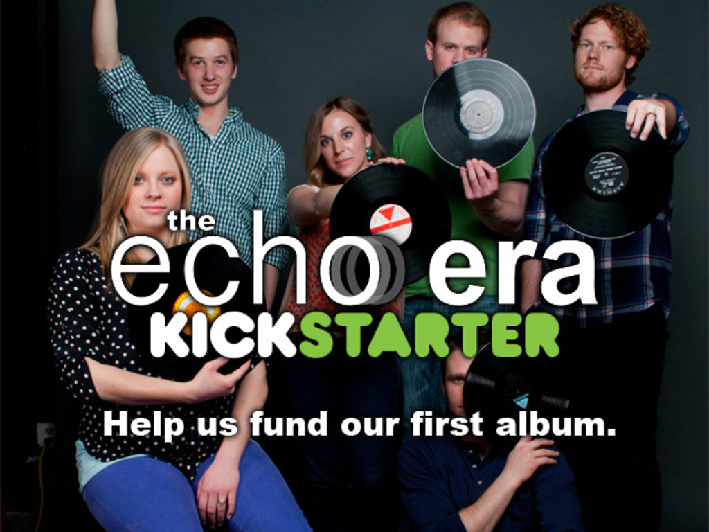 The Echo Era's First Album.'s video poster