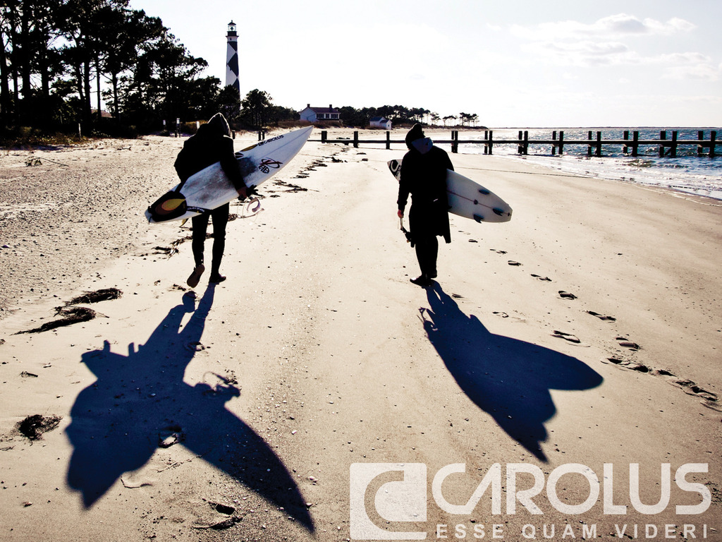 Carolus Apparel - Surf inspired threads - Summer 2012 Line's video poster