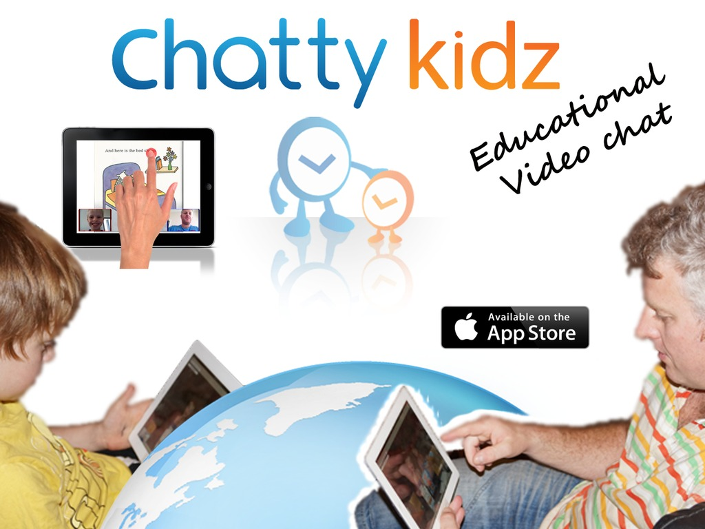 Chatty Kidz connecting families with learning technology's video poster