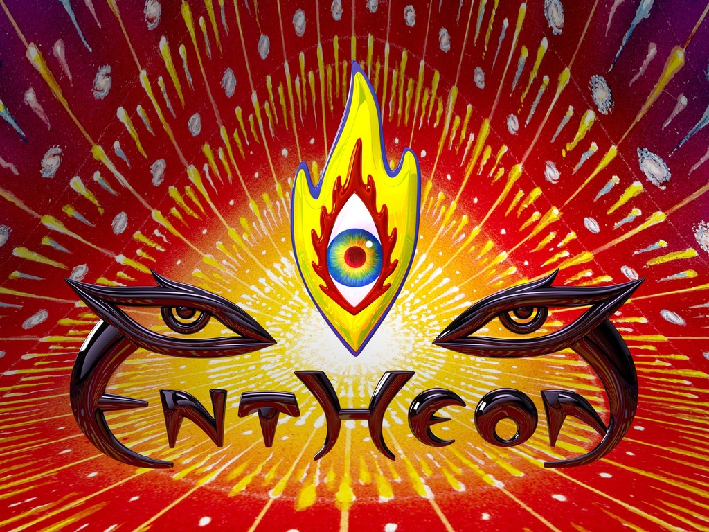 ENTHEON: The Alex Grey Visionary Art Experience's video poster