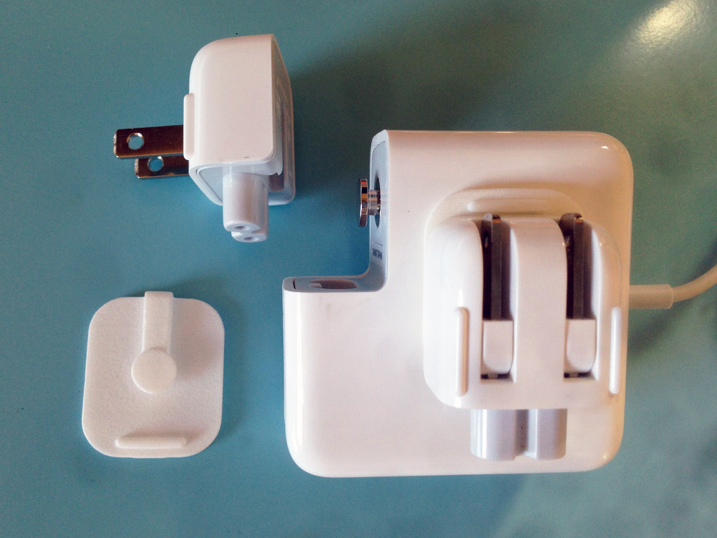 "MacBook AC Power Adapter Plug ""Duck Head"" Saver's video poster"