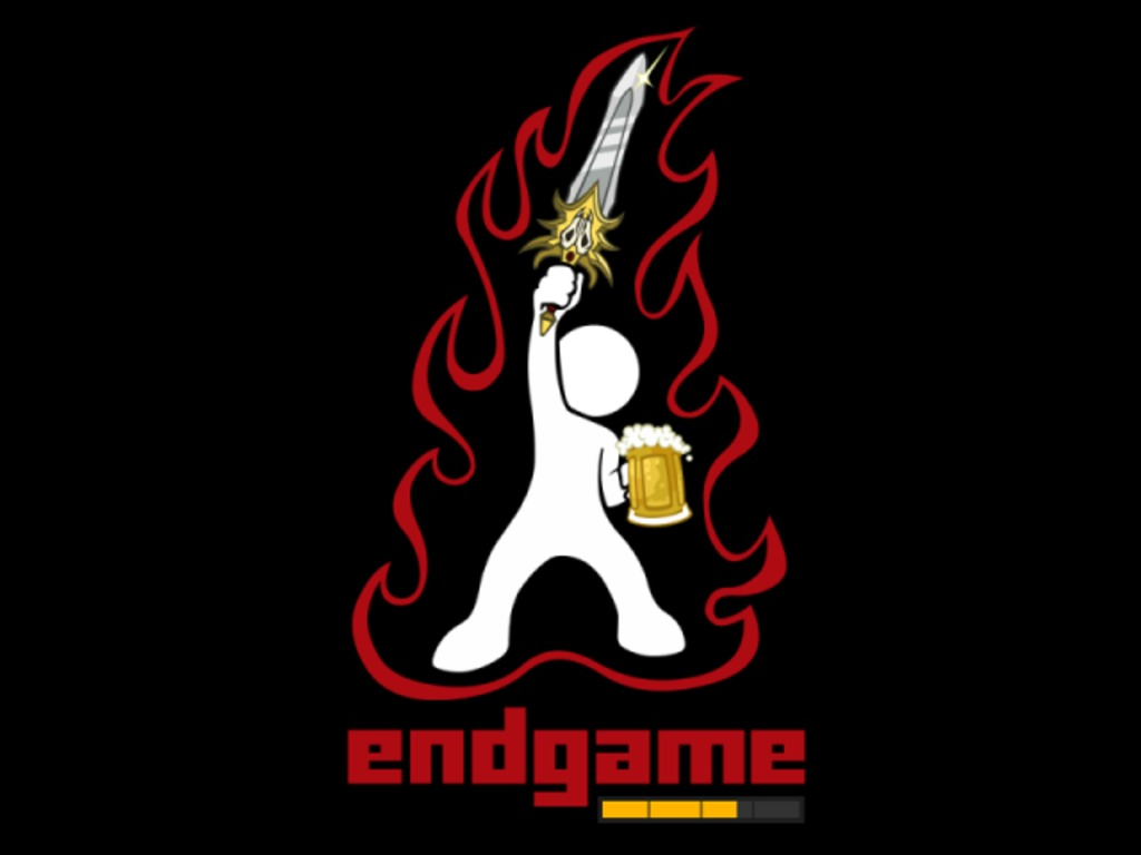 Endgame Bar: The End is Just Beginning's video poster