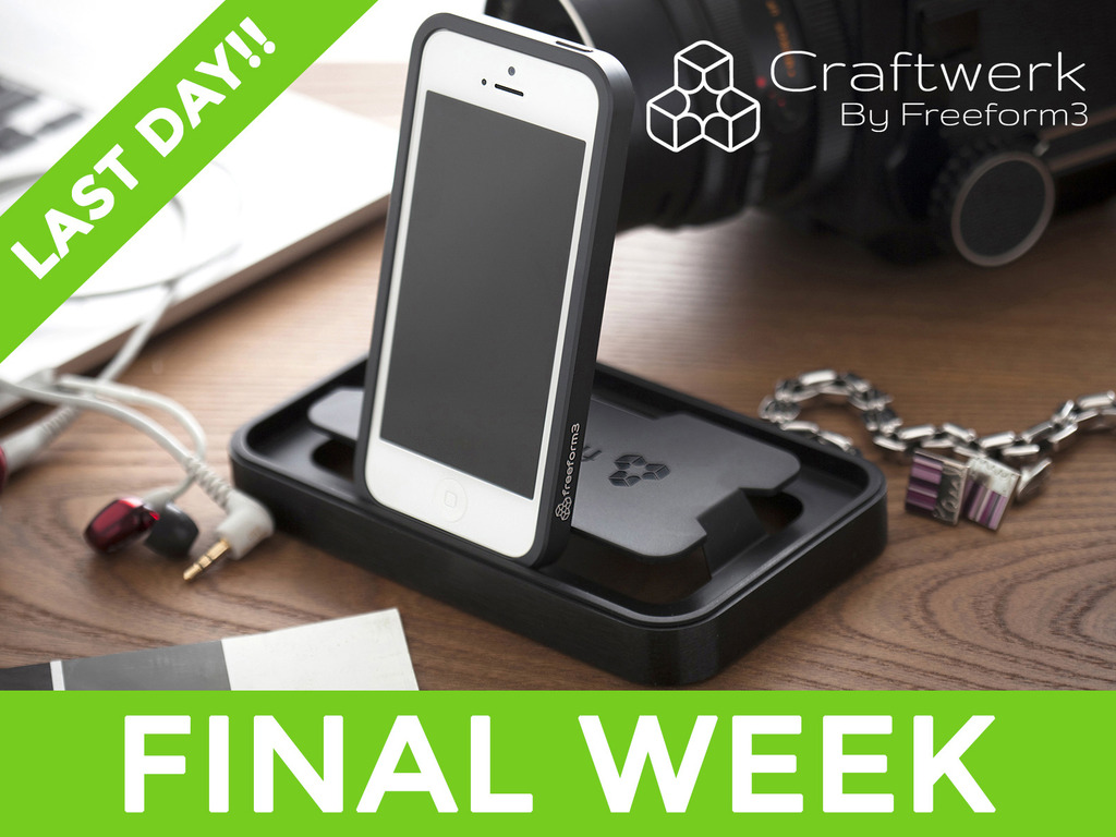 Aluminum Case for iPhone 5 with Smart Dock Packaging's video poster