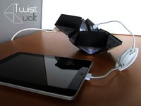 A new twist on the power strip, TwistVolt