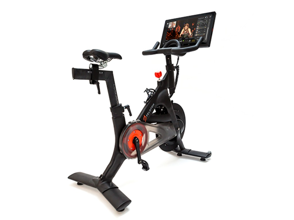 The Peloton Bike: Bring Home the Studio Cycling Experience's video poster