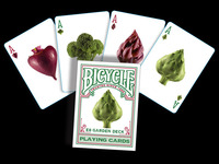 E8 Garden Deck Bicycle ® Playing Cards