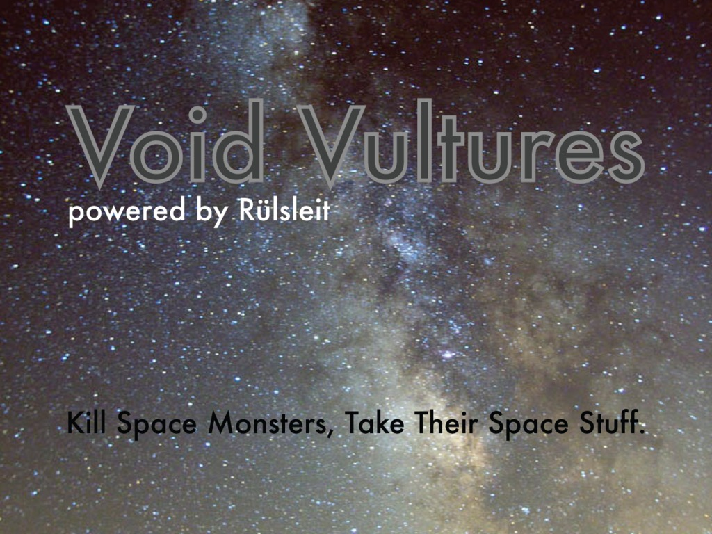 Void Vultures's video poster