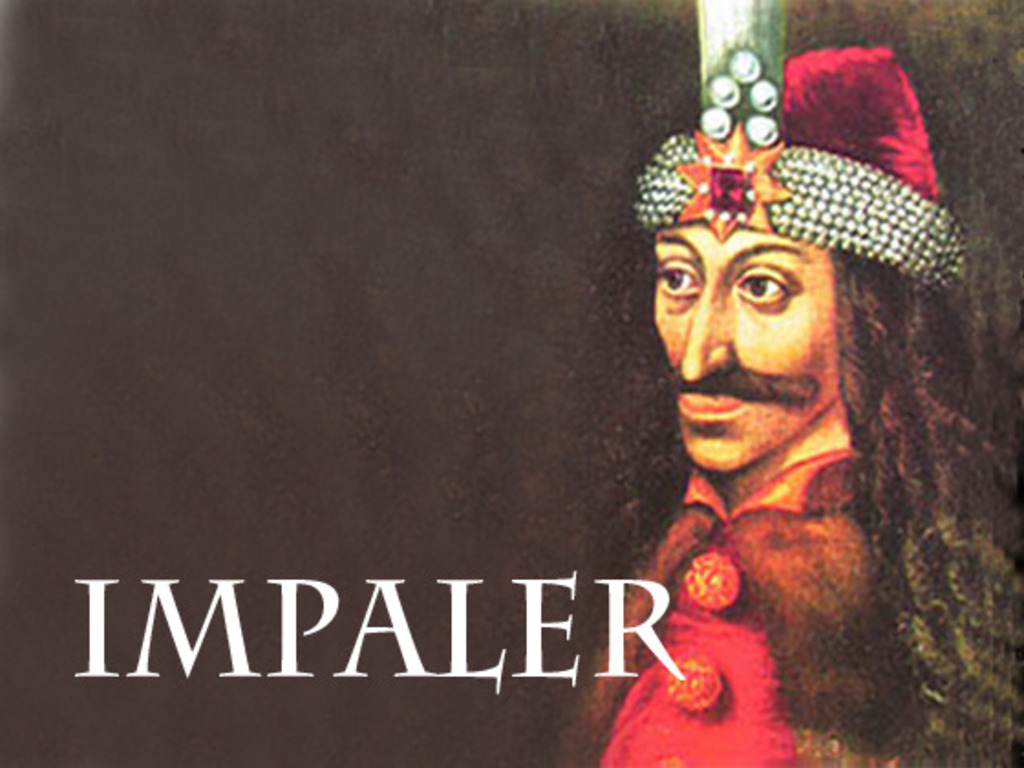 'Impaler' Feature Project - unveiling a vampire icon's video poster