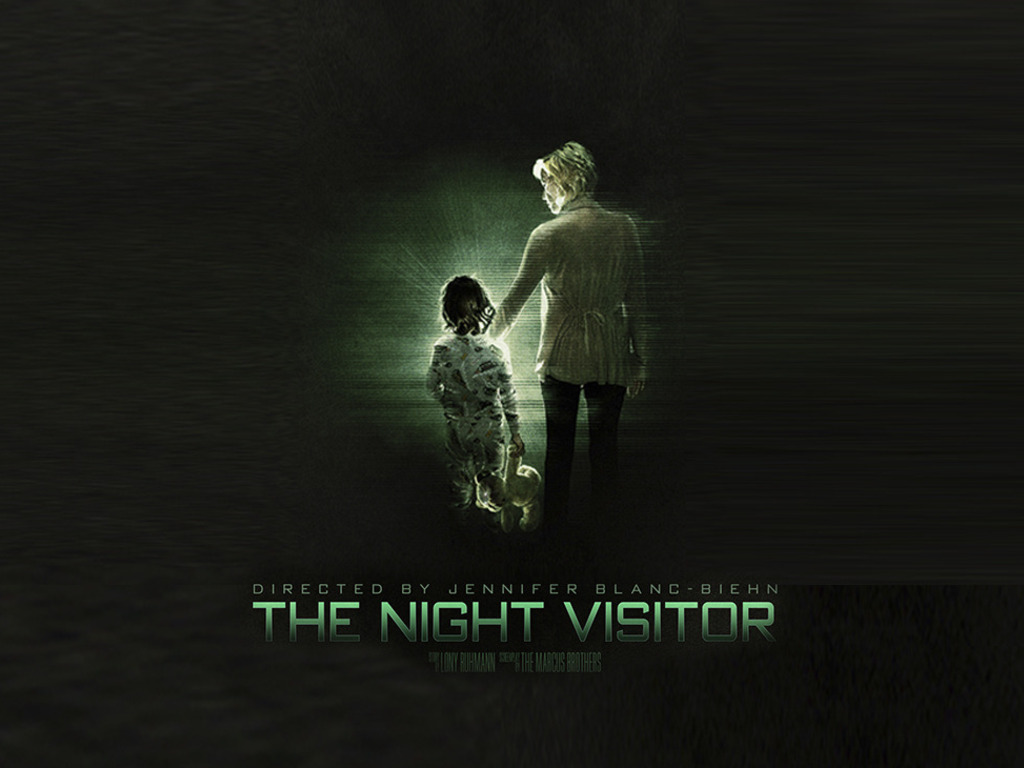 The Night Visitor's video poster