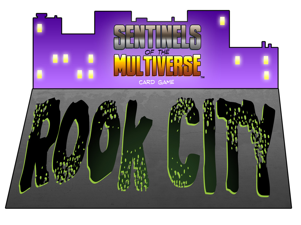 Sentinels of the Multiverse - Rook City Expansion!'s video poster
