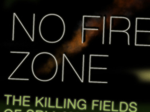 Kickstarter  –  No Fire Zone – Impact Distribution?