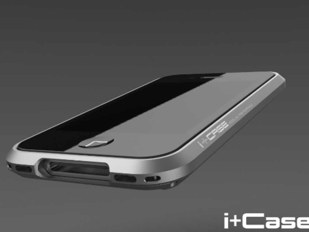 i+Case //  iPhone 4S and iPhone 4 Bumper / Case iphone4's video poster