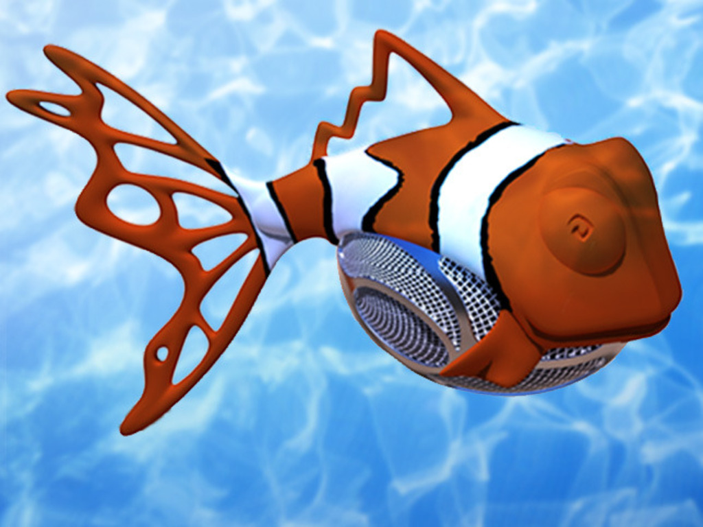 dunkfish - tea and coffee infuser's video poster