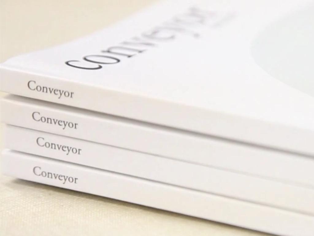 Conveyor Magazine's video poster