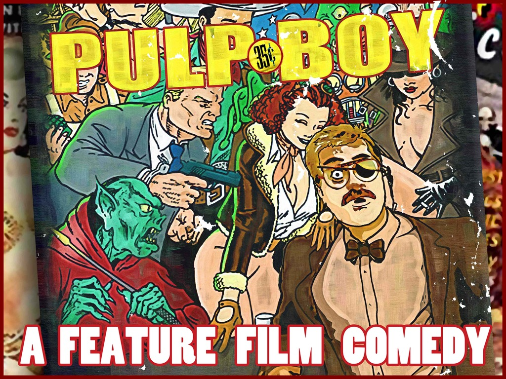 PULP BOY - Feature Film, Comedy's video poster
