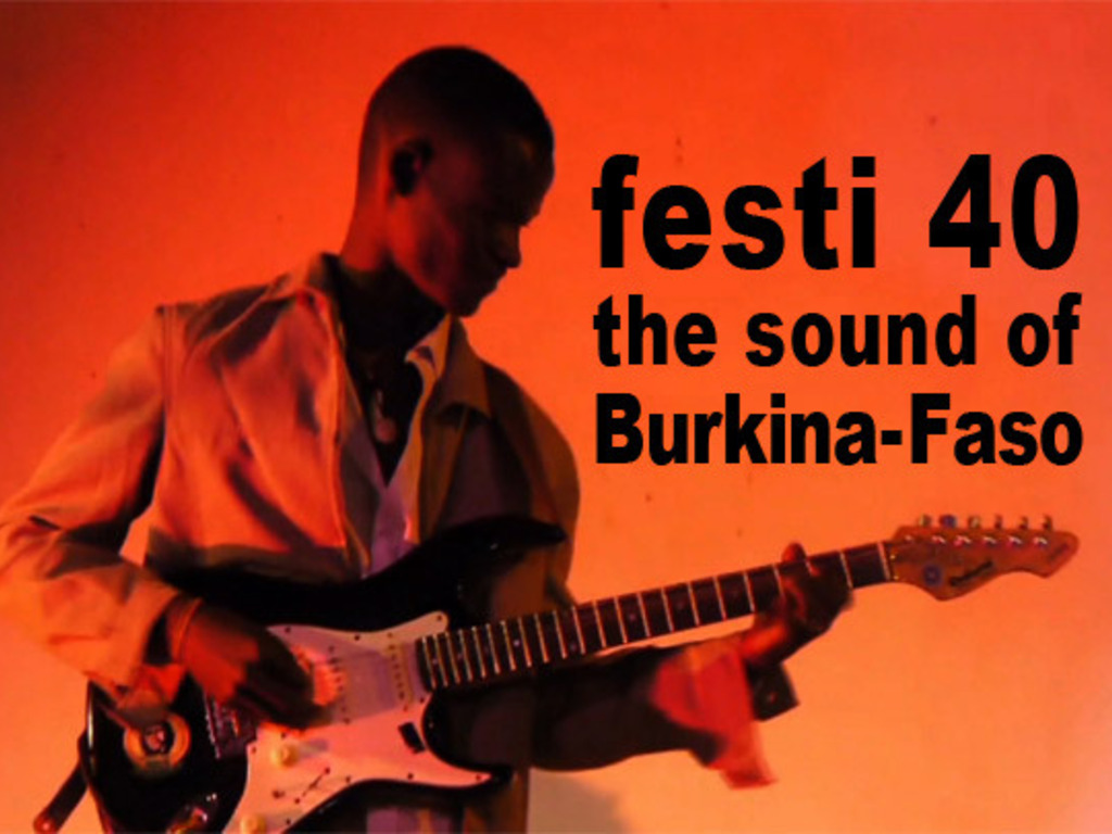 FESTI 40 - a music festival in Burkina Faso West Africa's video poster
