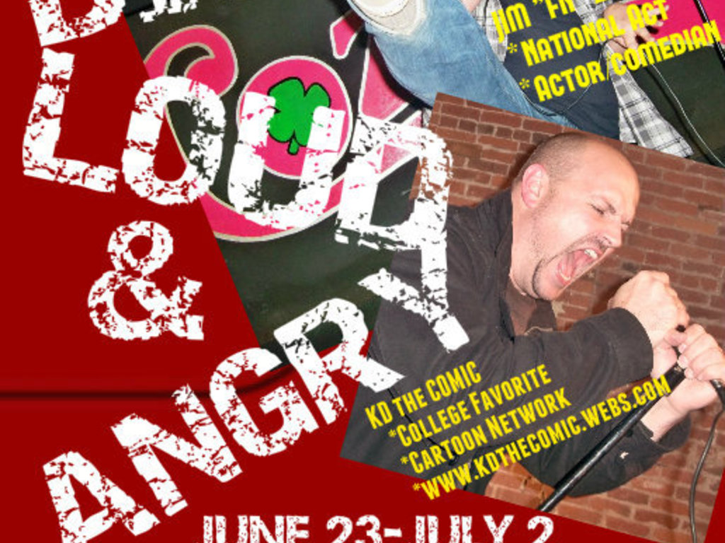 BIG LOUD & ANGRY COMEDY TOUR (Canceled)'s video poster