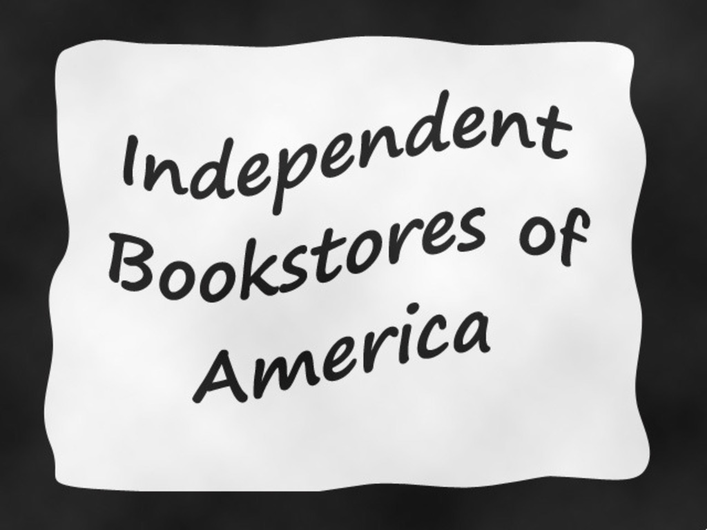 Independent Bookstores of America (Canceled)'s video poster