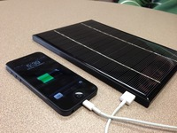 Magma: The Most Beautiful Solar Charger