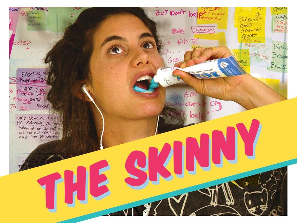 the skinny serie bulimia disturbi alimentari commedia