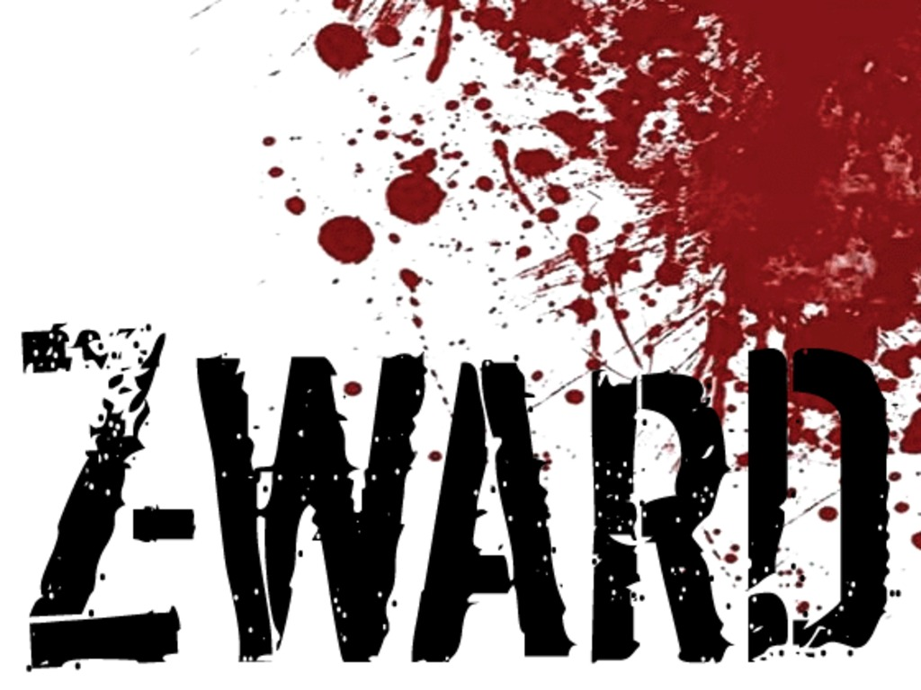 Z-Ward: a survival-horror Parsely game's video poster