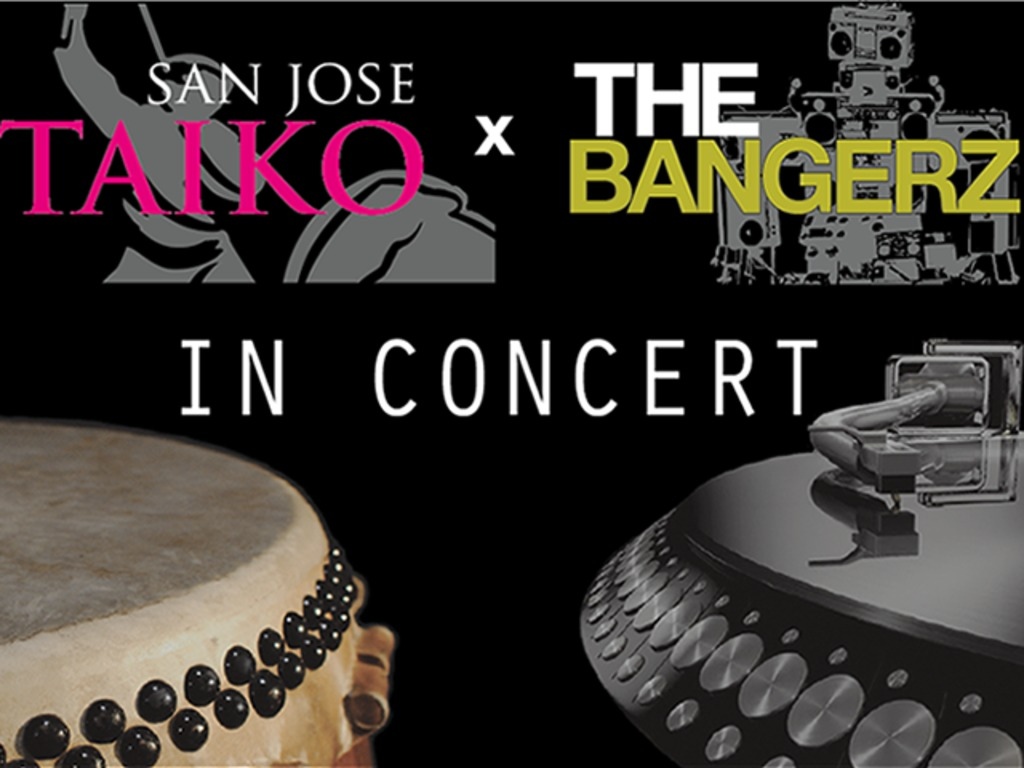 Support premiere of San Jose Taiko x The Bangerz IN CONCERT's video poster