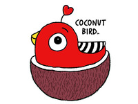 COCONUT BIRD™ MOUSSE Aims to fly SKY HIGH!!