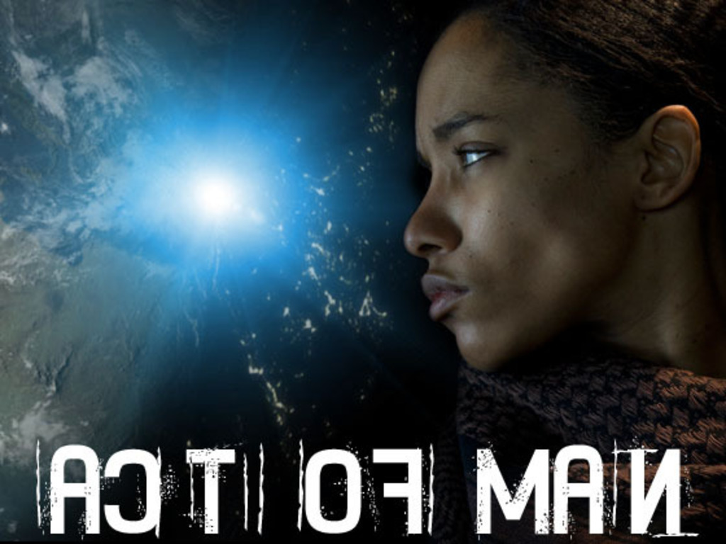 Act of Man the Movie's video poster