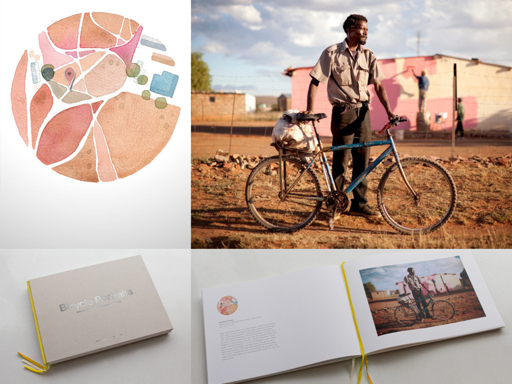 Bicycle Portraits - a photographic book / Part III (final)'s video poster