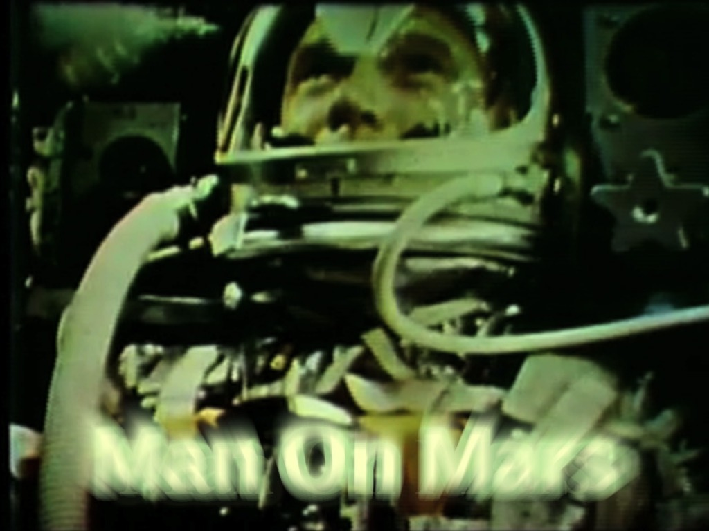 Man On Mars's video poster
