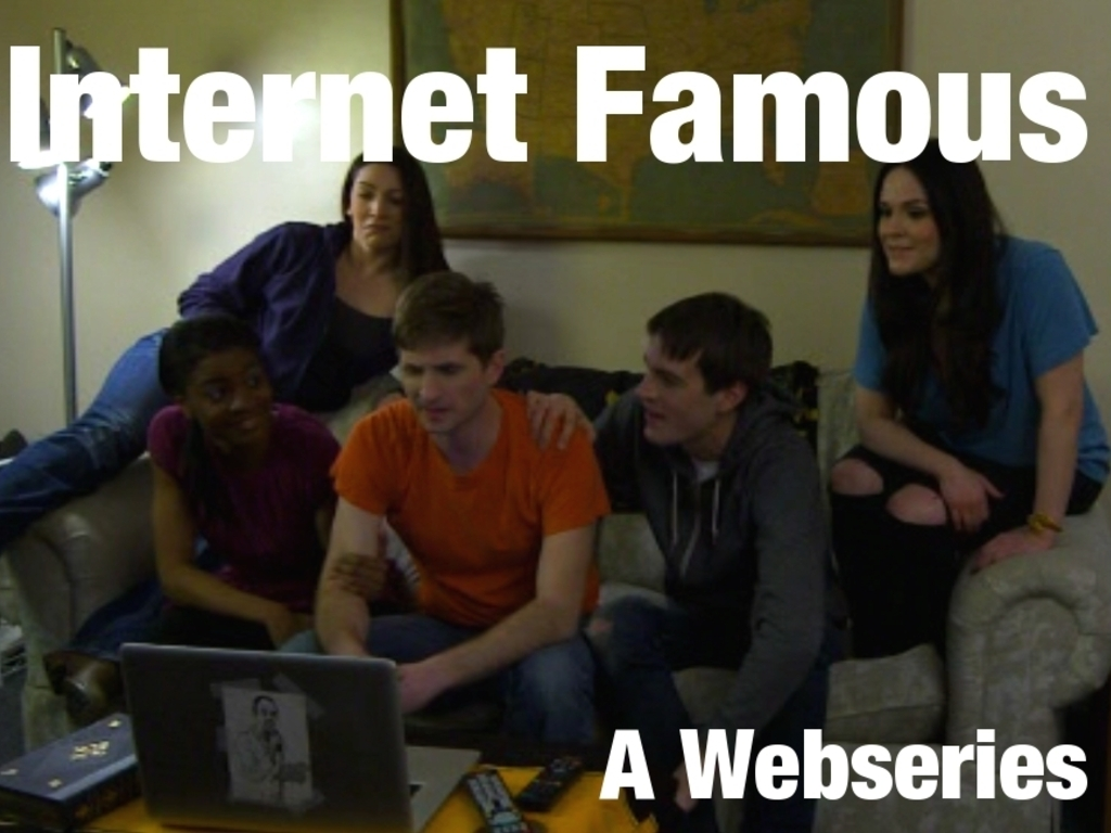 Internet Famous's video poster