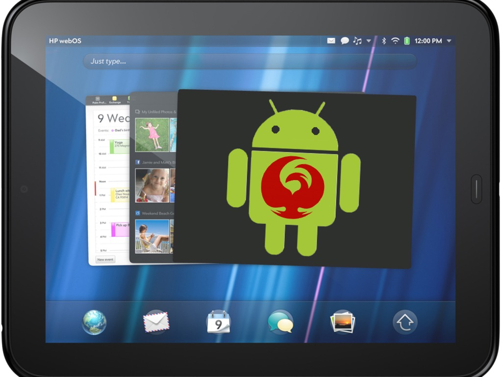 Run Android Apps in webOS on the HP Touchpad's video poster