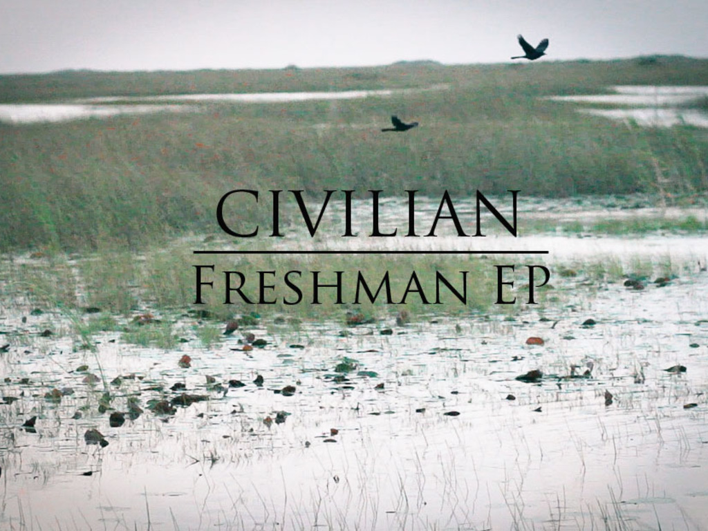 CIVILIAN (formerly Alexander) Records Their Freshman Album's video poster